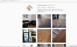 instagram lombardo casa